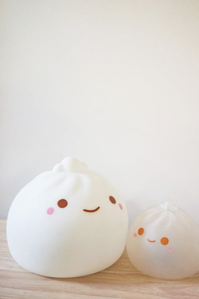Smoko Little B Dumpling Ambient Light And Giant Dumpling Lamp | Toy Galeria Singapore