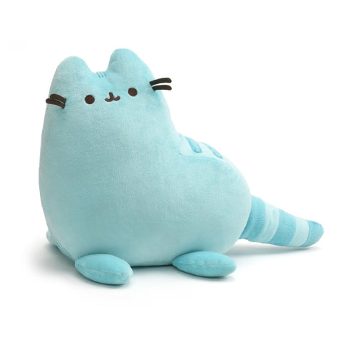 Gund Blue Dinosaur Pusheen Plush 9"