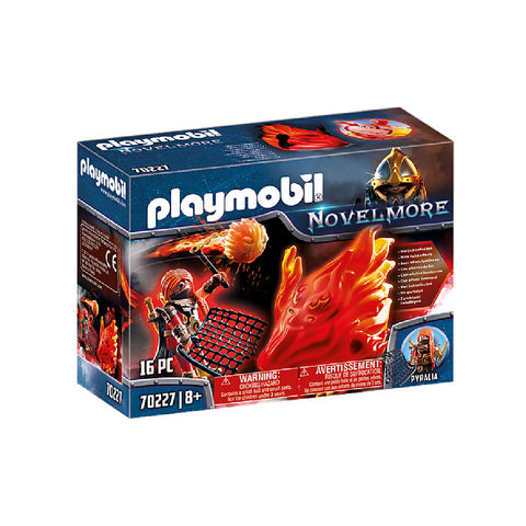 Playmobil Novelmore I - Burnham Raiders Spirit of Fire | Toy Galeria Singapore