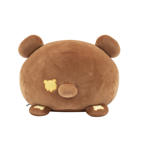 Chairoikoguma Mochi Cushion 14 inches | Toy Galeria Singapore