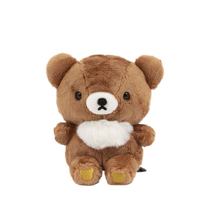 Chairoikoguma Small Plush 6.5 inches | Toy Galeria Singapore