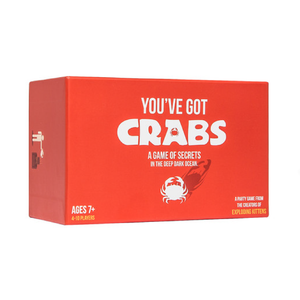 You've Got Crabs | Toy Galeria