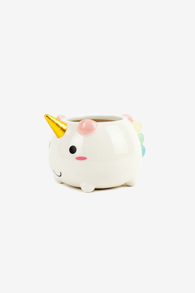 Smoko Elodie Unicorn Planter | Toy Galeria Singapore