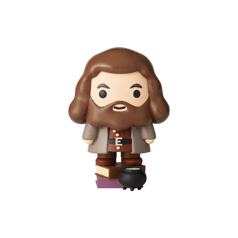 Wizarding World of Harry Potter Rubeus Hagrid Charms Style Figurine 3.25"