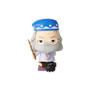 Wizarding World of Harry Potter Albus Dumbledore Charms Style Figurine 3.25"