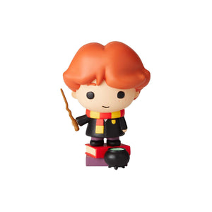 Wizarding World of Harry Potter Ronald Ron Weasley Charms Style Figurine 3.25"