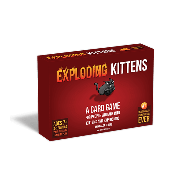 Exploding Kittens | Toy Galeria Singapore