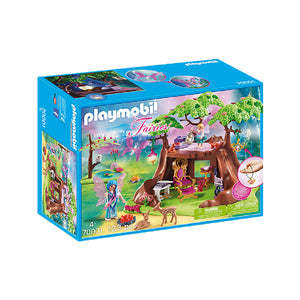 Playmobil Fairies - Fairy Forest House | Toy Galeria Singapore
