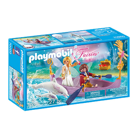 Playmobil Fairies - Romantic Fairy Boat | Toy Galeria Singapore