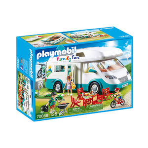Playmobil Family Fun Camping - Family Camper | Toy Galeria Singapore
