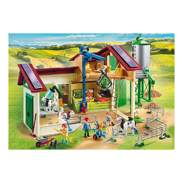 Playmobil Country Farm - Farm with Animals | Toy Galeria Singapore