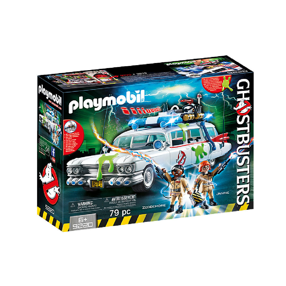 Playmobil Ghostbusters™ Ecto-1 | Toy Galeria Singapore