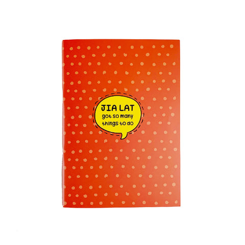 Ameba Jia Lat Notebook (Bundle of 2) | Toy Galeria Singapore