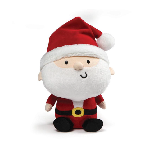 Gund Jolly Santa Plush 11"
