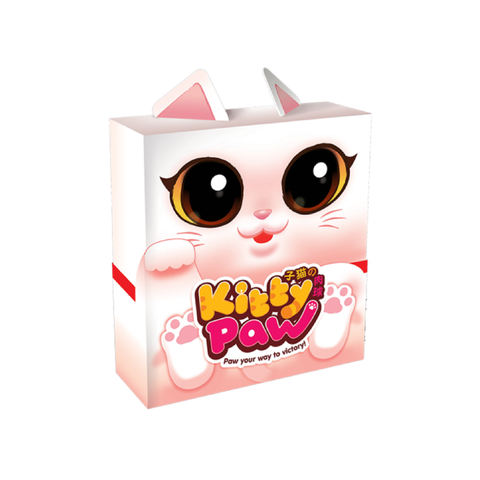 Kitty Paw Card Game Singapore | Toy Galeria