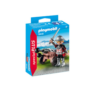Playmobil Special PLUS - Knight with Cannon | Toy Galeria Singapore
