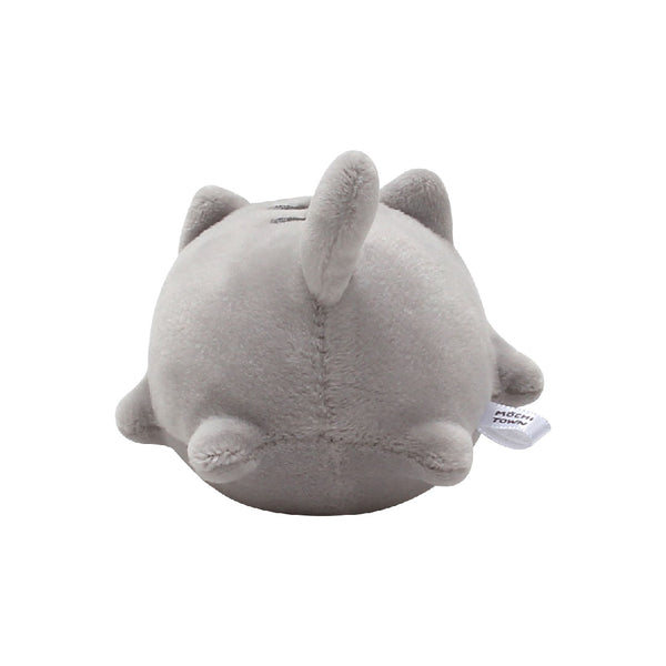 Mochi Town Cat Trio Stress Relief Ball - Mackerel 12cm | Toy Galeria Singapore