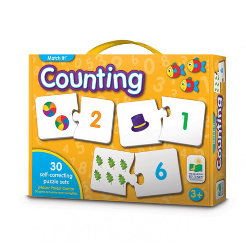 The Learning Journey Match It! - Counting | Toy Galeria