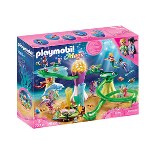 Playmobil Magic Mermaid World - Mermaid Cove with Illuminated Dome | Toy Galeria Singapore