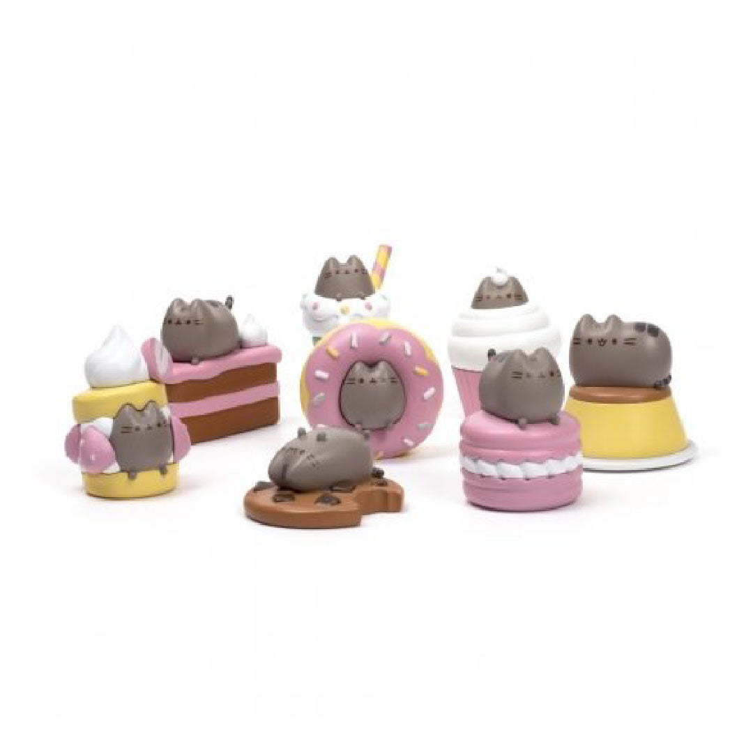 Thumbs Up Pusheen – Surprise Mini Figurines Series #2: Food | Toy Galeria Singapore