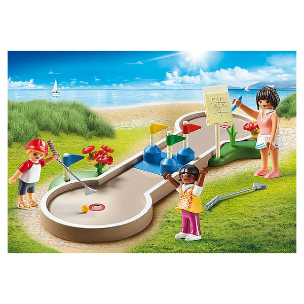 Playmobil Family Fun Camping - Mini Golf | Toy Galeria Singapore