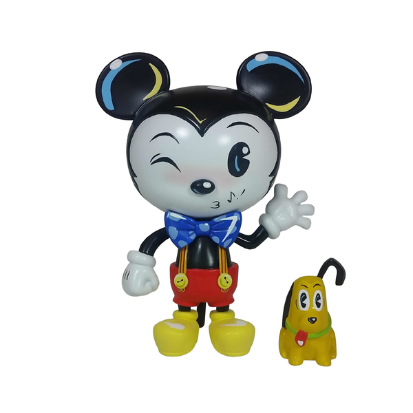 Miss Mindy Vinyl Figurines Micky Mouse 7"