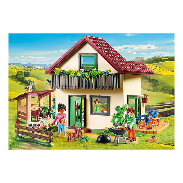 Playmobil Country Farm - Modern Farmhouse | Toy Galeria Singapore