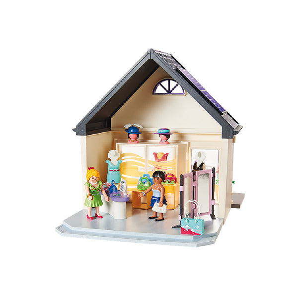 Playmobil City Life - My Fashion Boutique | Toy Galeria Singapore