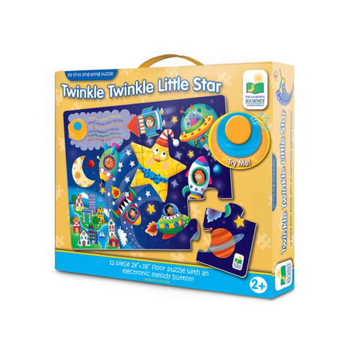 My First Sing Along Puzzle - Twinkle | Toy Galeria