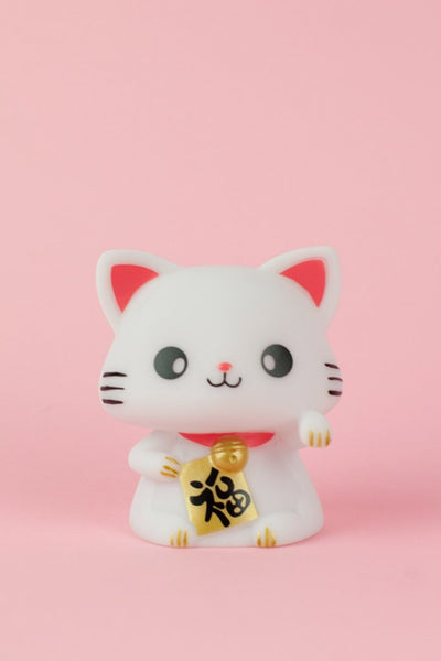 Smoko Lucky Niko Cat Ambient Light | Toy Galeria Singapore