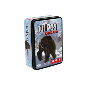 Outpost Siberia Card Game | Toy Galeria