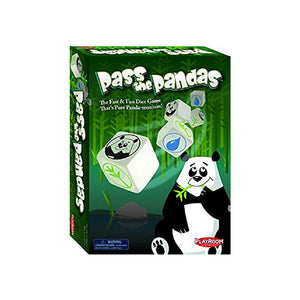 Playroom Entertainment Pass The Pandas | Toy Galeria Singapore