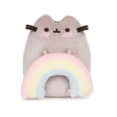 Gund Pusheen Rainbow Plush 9.5 inches