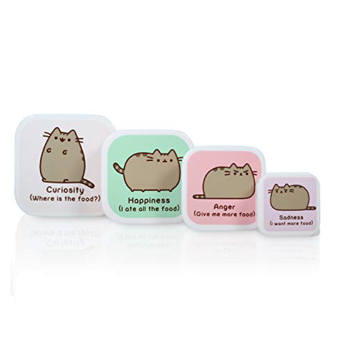 Pusheen Snack Box Set Singapore