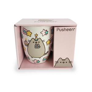 Gund Pusheen Celebrate Mug | Toy Galeria