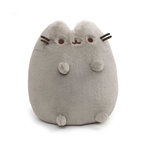 "Pusheen Deluxe Vertical Plush 19"" Singapore 