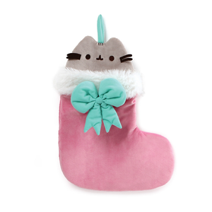 Gund Pusheen Holiday Stocking 11"