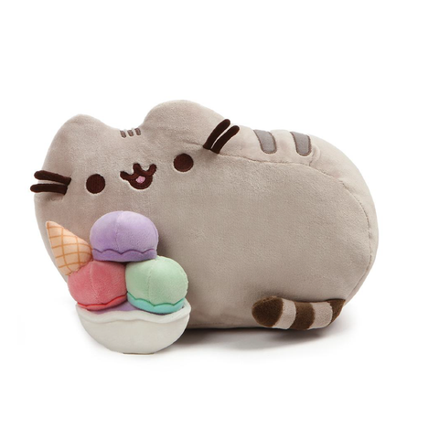 Pusheen Ice Cream Sundae Plush | Toy Galeria