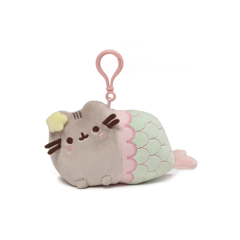Pusheen Mermaid Backpack Clip Singapore | Toy Galeria