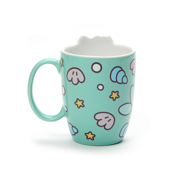 Gund Pusheen Mermaid Mug | Toy Galeria