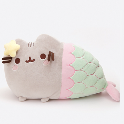 Gund Pusheen Mermaid Plush |  | Toy Galeria