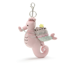 Gund Pusheen Fancy on Seahorse Plush | Toy Galeria