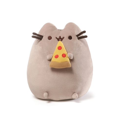 Gund Pusheen Pizza Plush | Toy Galeria