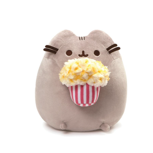 Gund Pusheen Popcorn Plush | Toy Galeria