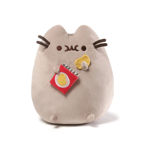 Gund Pusheen Potato Chips Plush | Toy Galeria