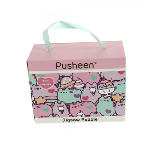 Blueprint Pusheen Jigsaw Puzzle | Toy Galeria Singapore