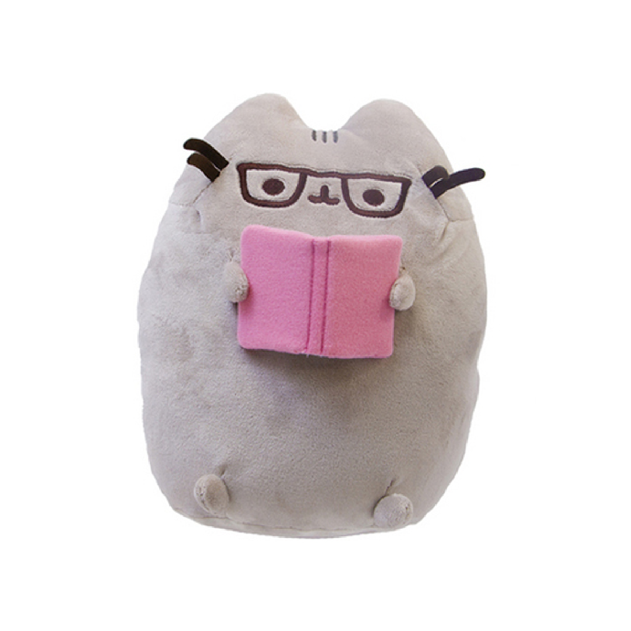 Gund Pusheen Reading Plush | Toy Galeria