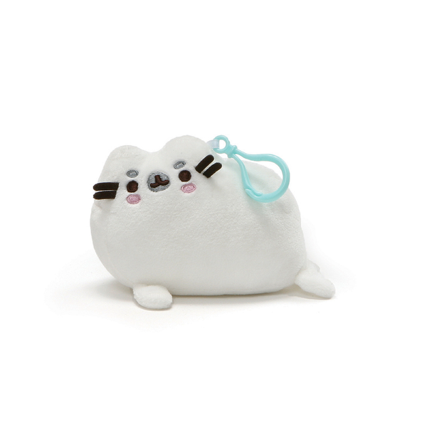 Gund Pusheen Seal Backpack Clip | Toy Galeria Singapore