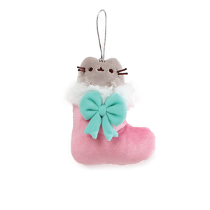 Gund Pusheen Stocking Ornaments 5"