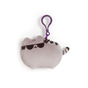 Pusheen Sunglass Backpack Clip Singapore | Toy Galeria
